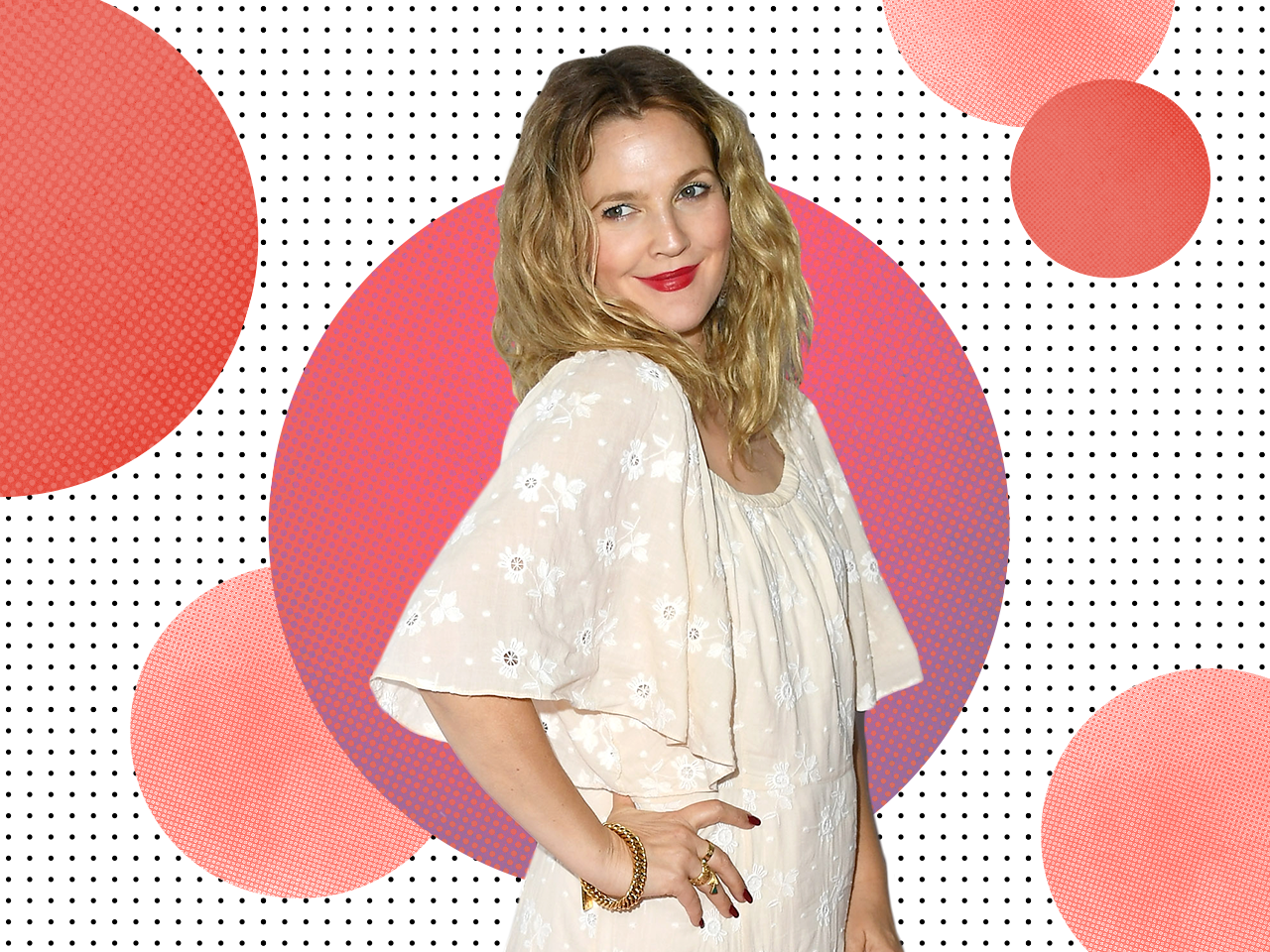 Drew Barrymore Shares the Nerdiest Thing She Does in Bed